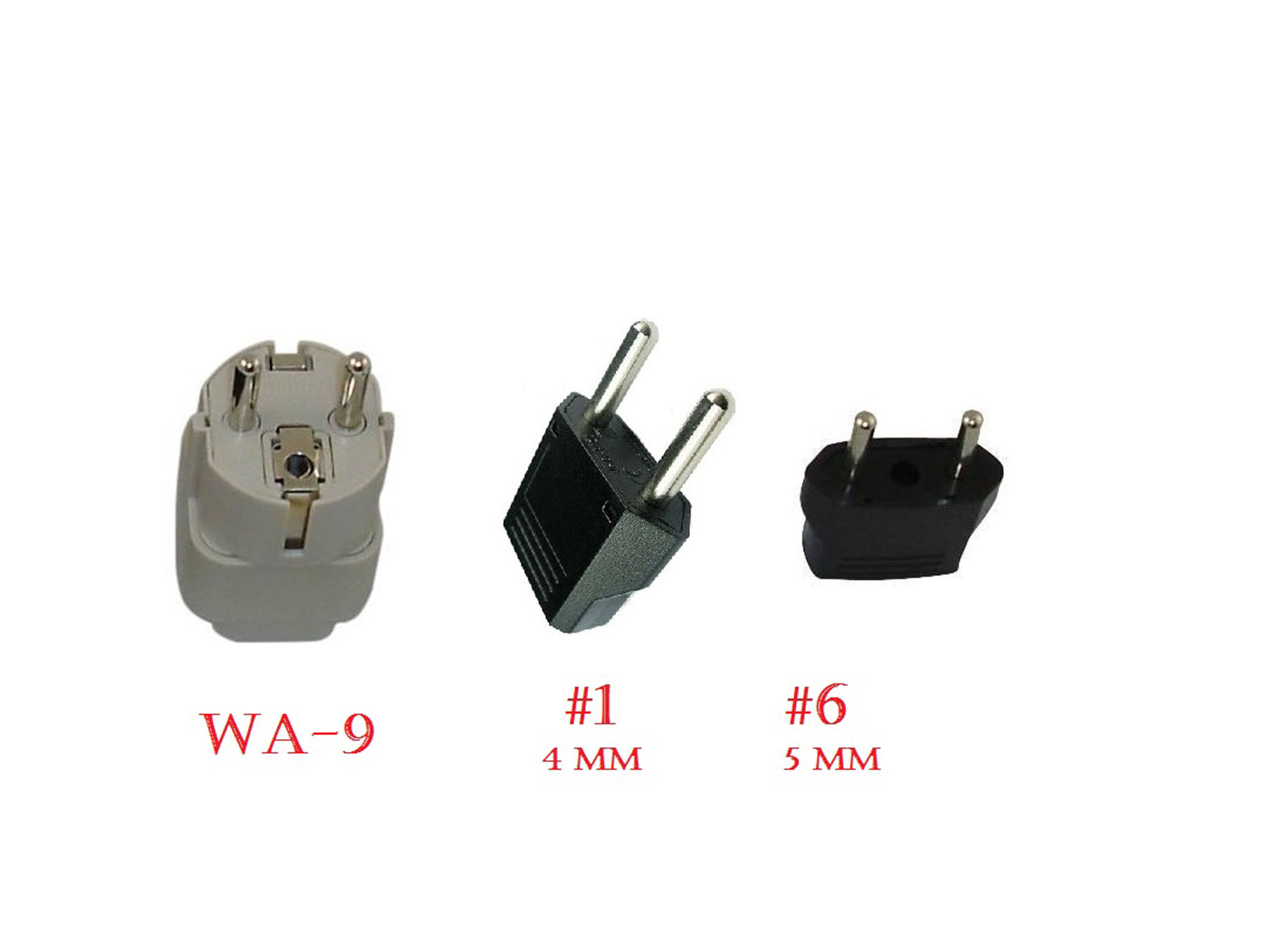 Regvolt Wa-9, #1 & #6